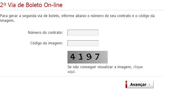 2ª Via BOLETO E DÉBITO AUTOMÁTICO BRADESCO ACESSO VIA TELEFONE