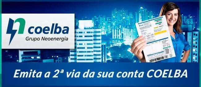 2ª Via FATURA E BOLETO E CONTA COELBA VIA TELEFONE